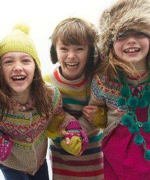 2012-2013 Sonbahar Kış sezonunun en güzel çocuk kıyafetleri benetton mutlu cocuklar 1
