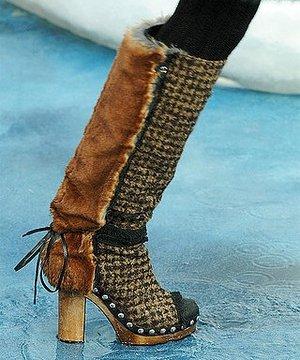 2011 Kış ayakkabı trendleri shoe 1