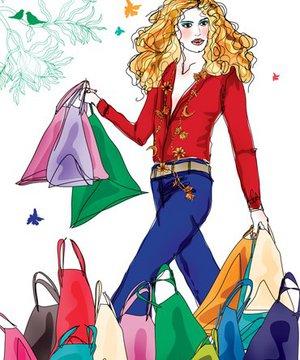 En moda alışveriş rotası: Galata alisveris 1