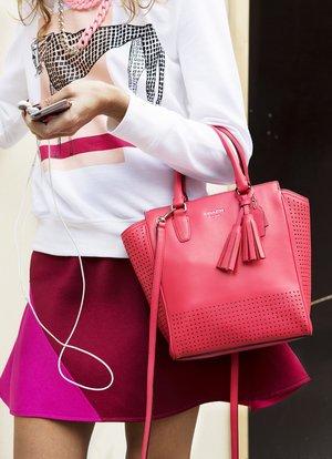 pembe canta pink bag