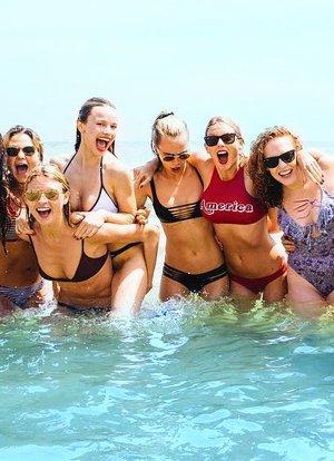 unlulerin bikinileri bikini tercihleri 2016 yaz