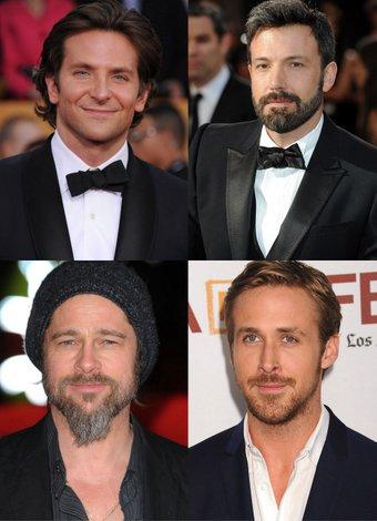 Ünlü erkekler sakallı mı sakalsız mı daha yakışıklı? erkekler sakal 1