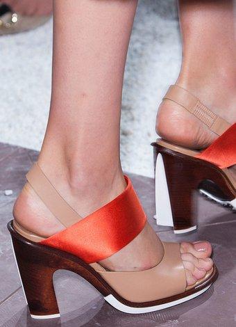2015 İlkbahar-Yaz ayakkabı trendleri 2015 ilkbahar yaz 1
