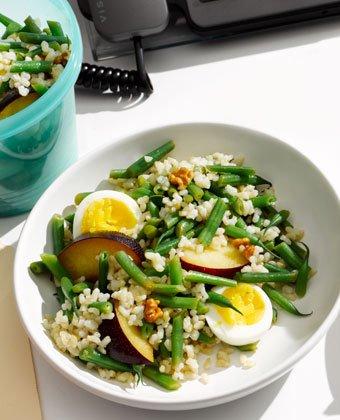 Yağ yakan yemek tarifleri yumurta salatasi yemek 2