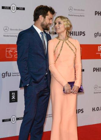 Stil sahibi Hollywood çiftleri diane kruger joshua 1