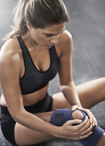 dizleri güçlendiren egzersizler