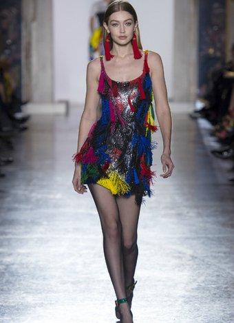 Milano Moda Haftası Versace