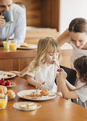 Sağlıksız Beslenme, Çocuk Gelişimini Olumsuz Etkiliyor 97