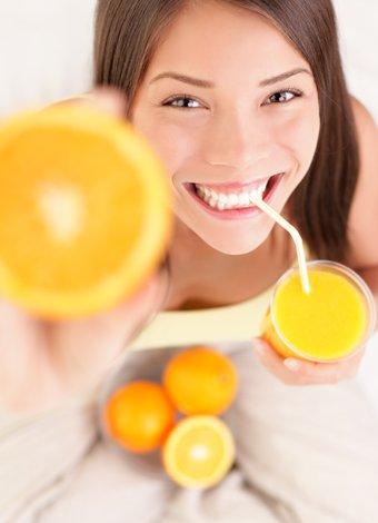 Soğuk algınlığına iyi gelen meyveler meyve portakal 1