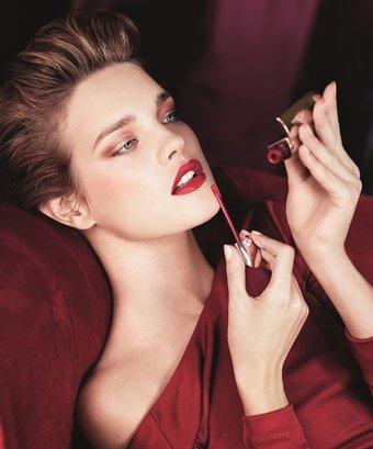 Yılbaşı gecesi için makyaj önerileri guerlain 2012 makyaj 1