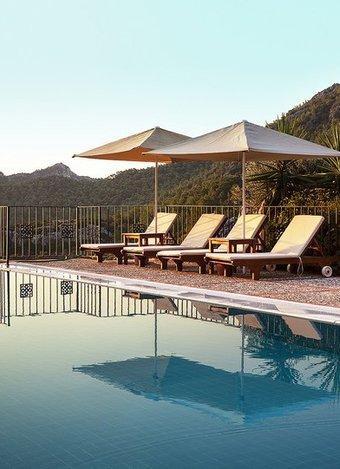 Balayı için en iyi küçük oteller (2015) dionysos hotel en 3