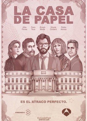 La Casa De Papel'e alternatif dizi önerileri