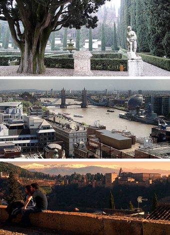 Evlilik teklifi için en romantik şehirler romantik evlilik tekif 1