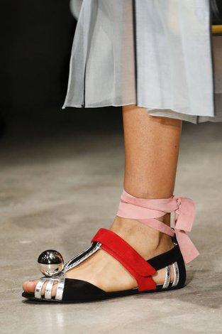 2016 İlkbahar-Yaz ayakkabı trendleri