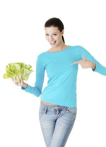 Hamile kalma ihtimalinizi artırma yolları beslenme marul sebze 2
