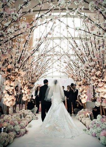 2014 Baharının en popüler 10 düğün trendi gelin damat dugun 1