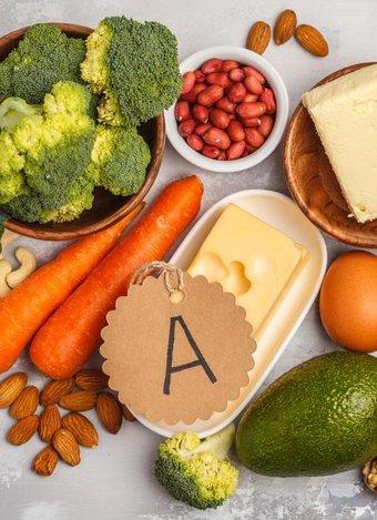 Bilinçsiz vitamin mineral takviyesi göz sağlığına zarar veriyor Gece sağlıklı görüş için A vitamini