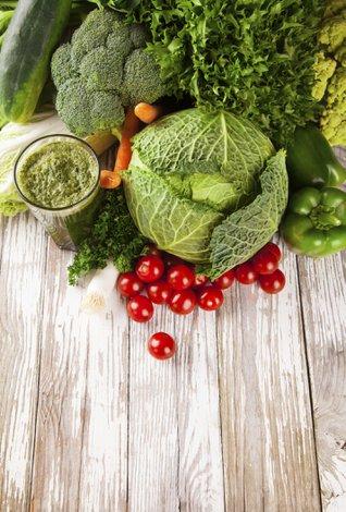 Vejetaryenler için sağlıklı beslenme önerileri  1