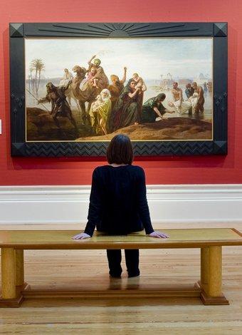 Sonbaharın kaçırılmayacak sergileri (2013) galeri muze sergi 1
