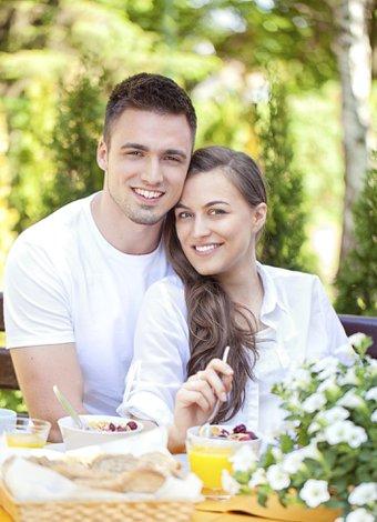 Erkekler neleri çekici buluyor? kahvalti yemek cift 1