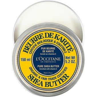 Kış için 10 harika cilt bakımı ürünü loccitane shea butter 3