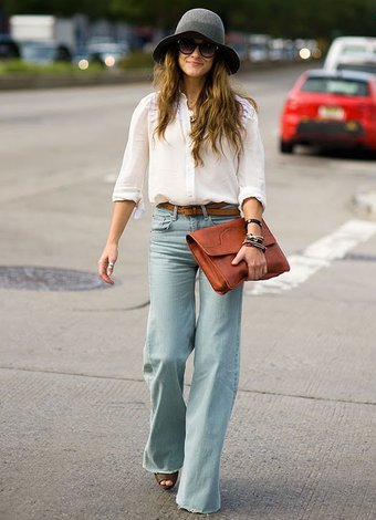 Bu yıl yeniden moda olan trendler moda yuksek bel 1