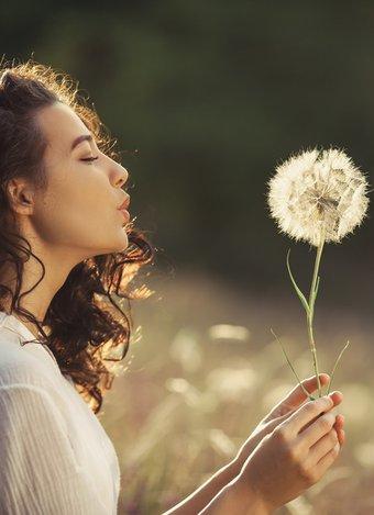 Yaz mevsiminde sık görülen alerjiler 2. Polen alerjisi