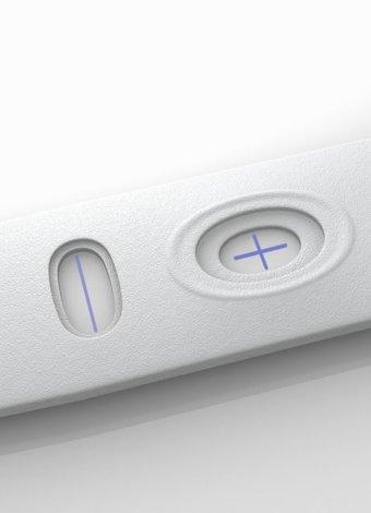 Nasıl daha hızlı hamile kalınır? gebelik testi 1