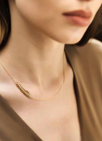 Mücevher Tasarımcısı Ayşe Rodoslu'dan sonbahar özel kolye