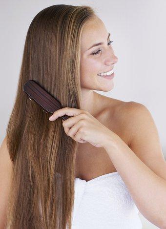 Kabarık saçlar için 6 çözüm 1