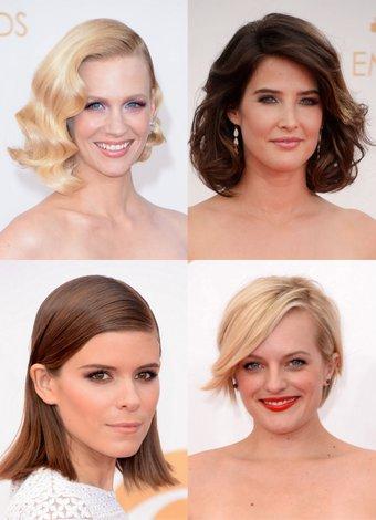 65. Emmy Ödülleri'nin en güzel saç ve makyajları 65 emmy odulleri 1