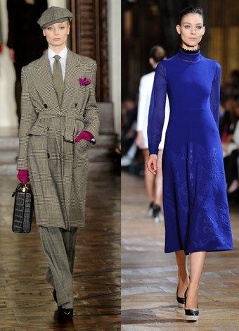 Bu kışın en popüler 12 moda trendi moda trendler 2013 1