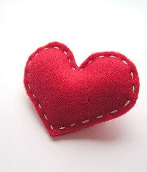 Sevgililer günü için özel hediye seçenekleri (2013) kalp 1