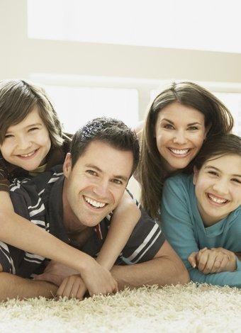 Çocuklu ve mutlu evliliğin sırları mutlu aile 1