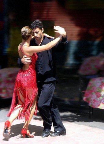 Bu hafta ne yapsak? (23 - 29 Eylül 2013) tango dans 1