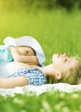 Bebekli tatil için öneriler anne bebek tatil 1