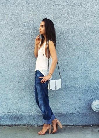En iyi moda blogger'ları ilham veren moda 1