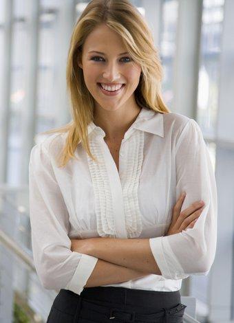 Gerçekten seveceğiniz işi nasıl bulursunuz? is kadini mutlu 1