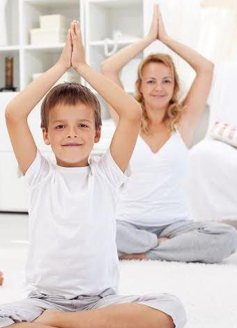 Meditasyon annelerin hayatını nasıl değiştiriyor? anne cocuk yogasi 2