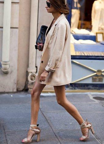 Bacakları daha uzun göstermek için stil önerileri daha uzun bacaklar 1