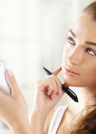 Hayatınızı ne kadar iyi yönetiyorsunuz? kadin liste yazmak 1