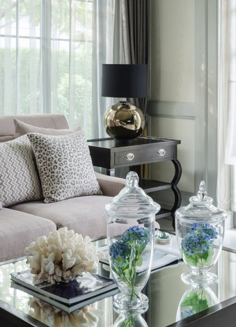 evinizi siklastiracak oneri dekorasyon salon oturma odasi ev istock