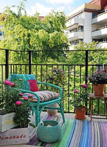 Balkonlar için 30 dekorasyon önerisi balkon dekorasyon 1