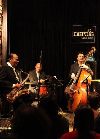 Canlı müziğin en iyi 10 adresi (İstanbul) nardis jazz club 2