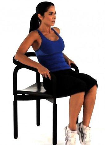 Ofiste yapabilececeğiniz 5 pilates egzersizi pilates egzersiz spor 4