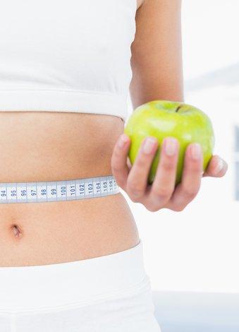 4 haftada bel incelten diyet programı