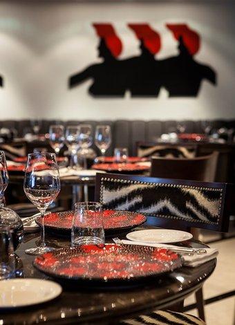 Sevgililer Günü restoran programları (2014) mekan the galliard 2