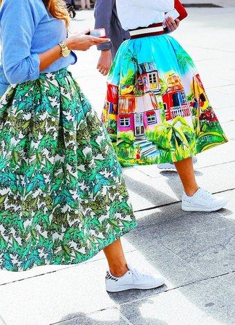 Renkli giyinirken nelere dikkat etmeli? 1