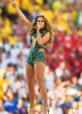 Jennifer Lopez'in sıkı kalçalarının sırrı jennifer lopez 1