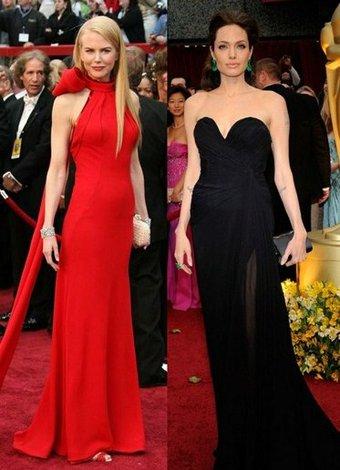 Son yılların en iyi Oscar elbiseleri oscar elbise en 1